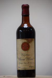 1955 Chateau Cheval Blanc (Vandermeulen)