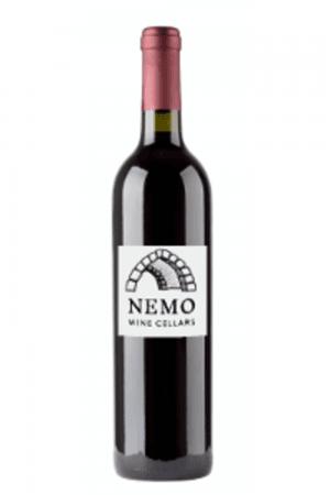 Nemo Red Bordeaux Bottle