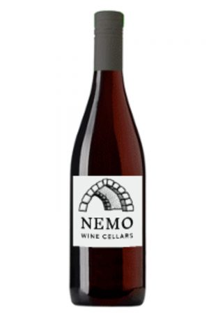 Nemo Red Burgundy Bottle