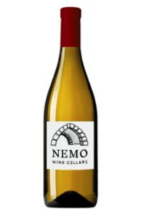Nemo White Burgundy Bottle
