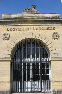 Leoville Las Cases Entrance