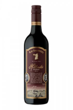 Kay's Amery Winery Hillside Shiraz McLaren Vale