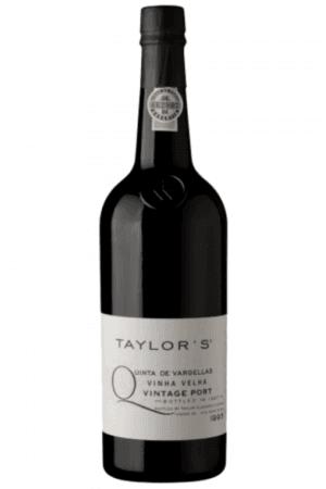 Taylor Fladgate Vargellas Vinha Velha Vintage Port