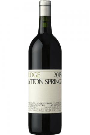 Ridge Vineyards Lytton Springs Zinfandel Blend