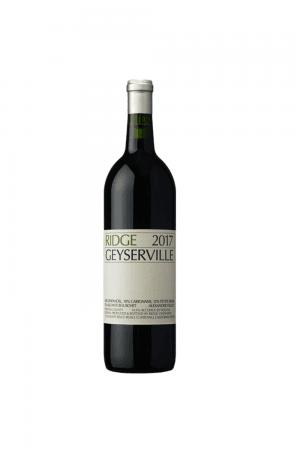 Ridge Vineyards Geyserville Zinfandel Blend