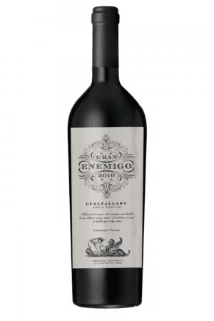 Bodega Aleanna Gran Enemigo Gualtallary Cabernet Franc