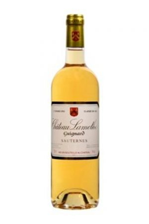 Chateau Lamothe Guignard Sauternes Deuxieme Cru