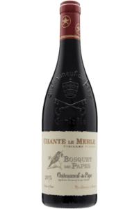 Domaine Bosquet des Papes Chante Le Merle Chateauneuf du Pape