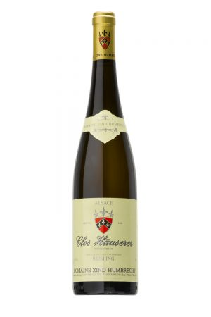 Domaine Zind Humbrecht Riesling Clos Hauserer Alsace
