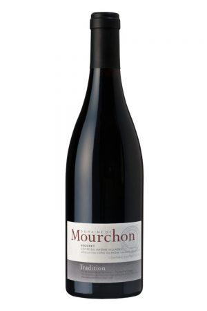 Domaine de Mourchon Seguret Cotes du Rhone Villages