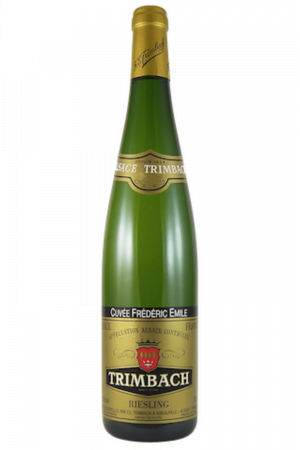 F E Trimbach Riesling Cuvee Frederic Emile Alsace