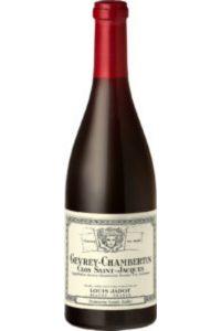 Louis Jadot Gevrey Chambertin Clos Saint-Jacques Premier Cru