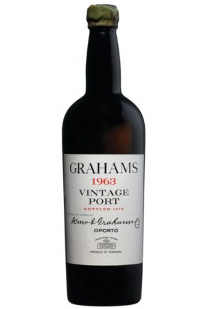 Grahams Vintage Port
