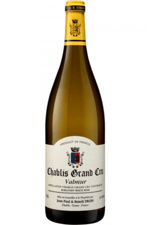 Jean-Paul & Benoit Droin Valmur Chablis Grand Cru