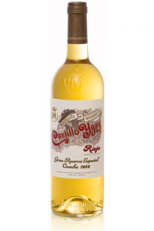 Marques de Murrieta Castillo Ygay Blanco Gran Reserva Rioja DOCa