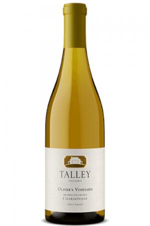 Talley Vineyards Oliver s Vineyard Chardonnay Edna Valley