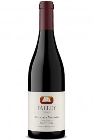 Talley Vineyards Rosemarys Vineyard Pinot Noir Arroyo Grande Valley