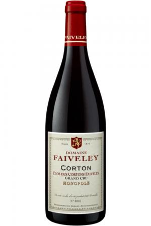 Domaine Faiveley Clos des Cortons Monopole Grand Cru