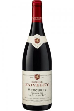 Domaine Faiveley Mercurey Clos du Roy Premier Cru