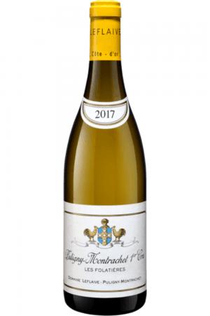Domaine Leflaive Puligny-Montrachet Les Folatieres Premier Cru