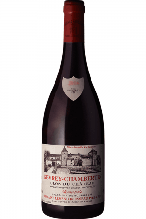 Domaine Armand Rousseau Gevrey-Chambertin Clos du Chateau