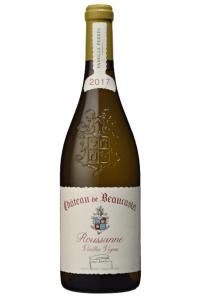 Chateau de Beaucastel Roussanne Vieilles Vignes Chateauneuf du Pape