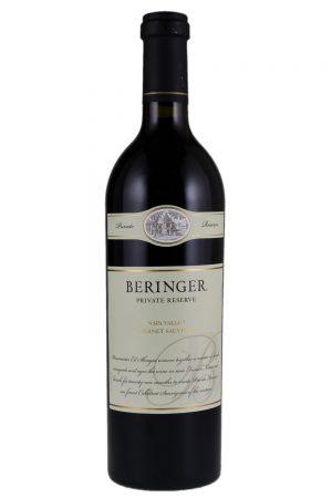 Beringer Vineyards Private Reserve Cabernet Sauvignon Napa Valley