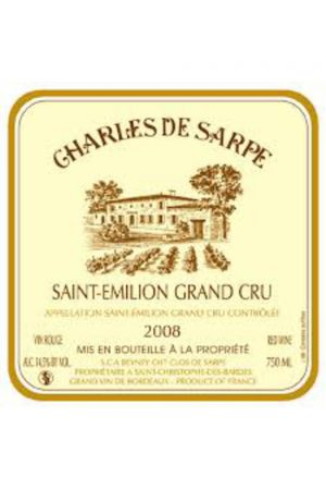 Chateau Clos de Sarpe Saint Emilion Grand Cru Classe