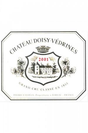 Chateau Doisy Vedrines Sauternes Deuxieme Cru