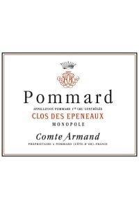 Comte Armand Pommard Clos des Epeneaux Monopole Premier Cru