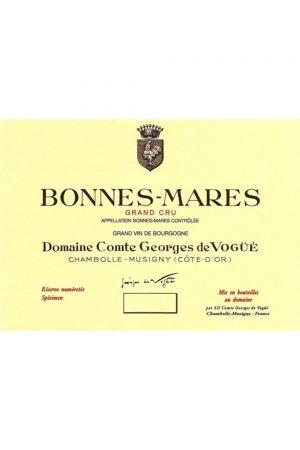 Domaine Comte Georges de Vogue Bonnes Mares Grand Cru