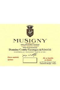 Domaine Comte Georges de Vogue Le Musigny Vieilles Vignes Grand Cru
