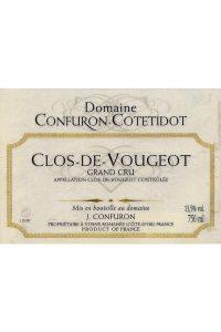 Domaine Confuron-Cotetidot Clos de Vougeot Grand Cru