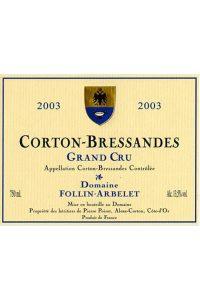 Domaine Follin-Arbelet Corton Les Bressandes Grand Cru