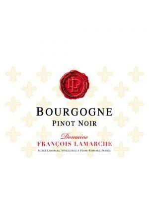 Domaine Francois Lamarche Bourgogne Rouge