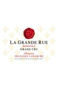 Domaine Francois Lamarche La Grande Rue Grand Cru