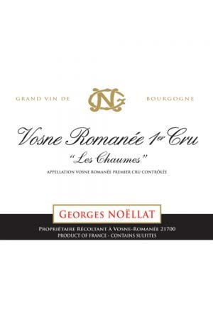 Domaine Georges Noellat Vosne-Romanee Les Chaumes Premier Cru
