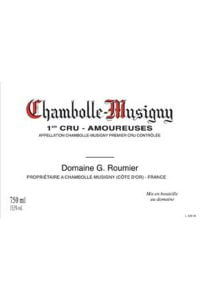 Domaine Georges Roumier Chambolle Musigny Les Amoureuses Premier Cru