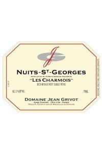 Domaine Jean Grivot Nuits-Saint-Georges