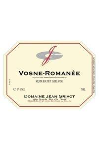 Domaine Jean Grivot Vosne-Romanee