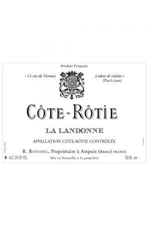 Domaine Rene Rostaing La Landonne Cote Rotie