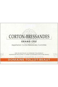 Domaine Tollot Beaut Corton Les Bressandes Grand Cru