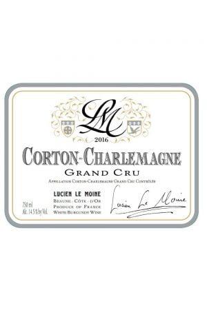 Lucien Le Moine Corton-Charlemagne Grand Cru