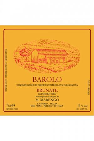 Marco Marengo Brunate Barolo DOCG