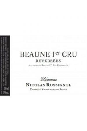 Nicolas Rossignol Beaune Les Reverses Premier Cru