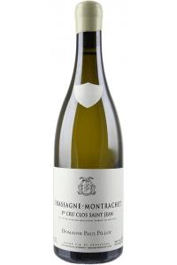 Paul Pillot Chassagne-Montrachet Clos Saint-Jean Premier Cru