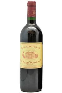 Pavillon Rouge du Chateau Margaux - second wine of Chateau Margaux