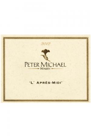 Peter Michael Winery L Apres Midi Sauvignon Blanc Knights Valley
