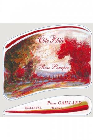 Pierre Gaillard Rose Pourpre Cote Rotie
