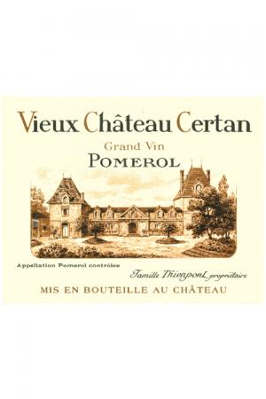 Vieux Chateau Certan Pomerol